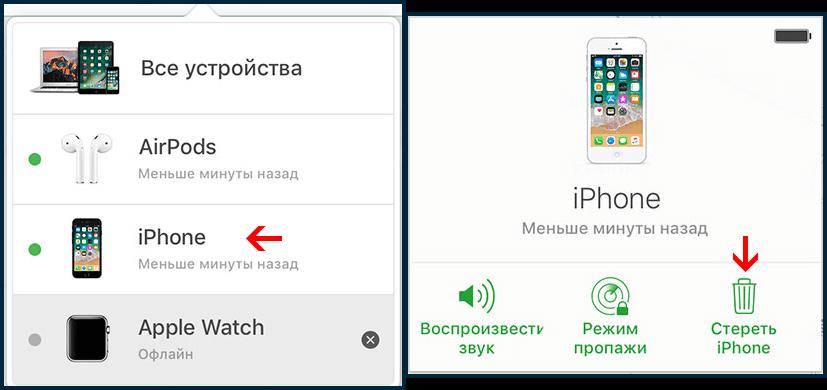 Можно ли разблокировать Айфон