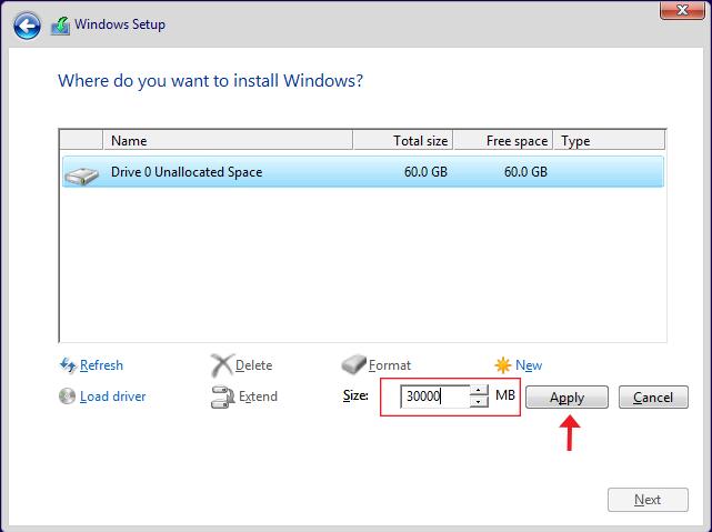 VMware Workstation windows
