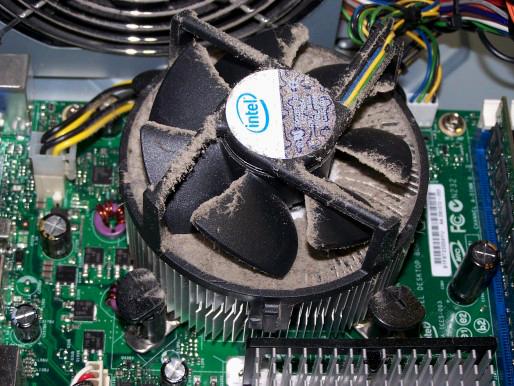 Перегрев процессора признаки и способы устранения